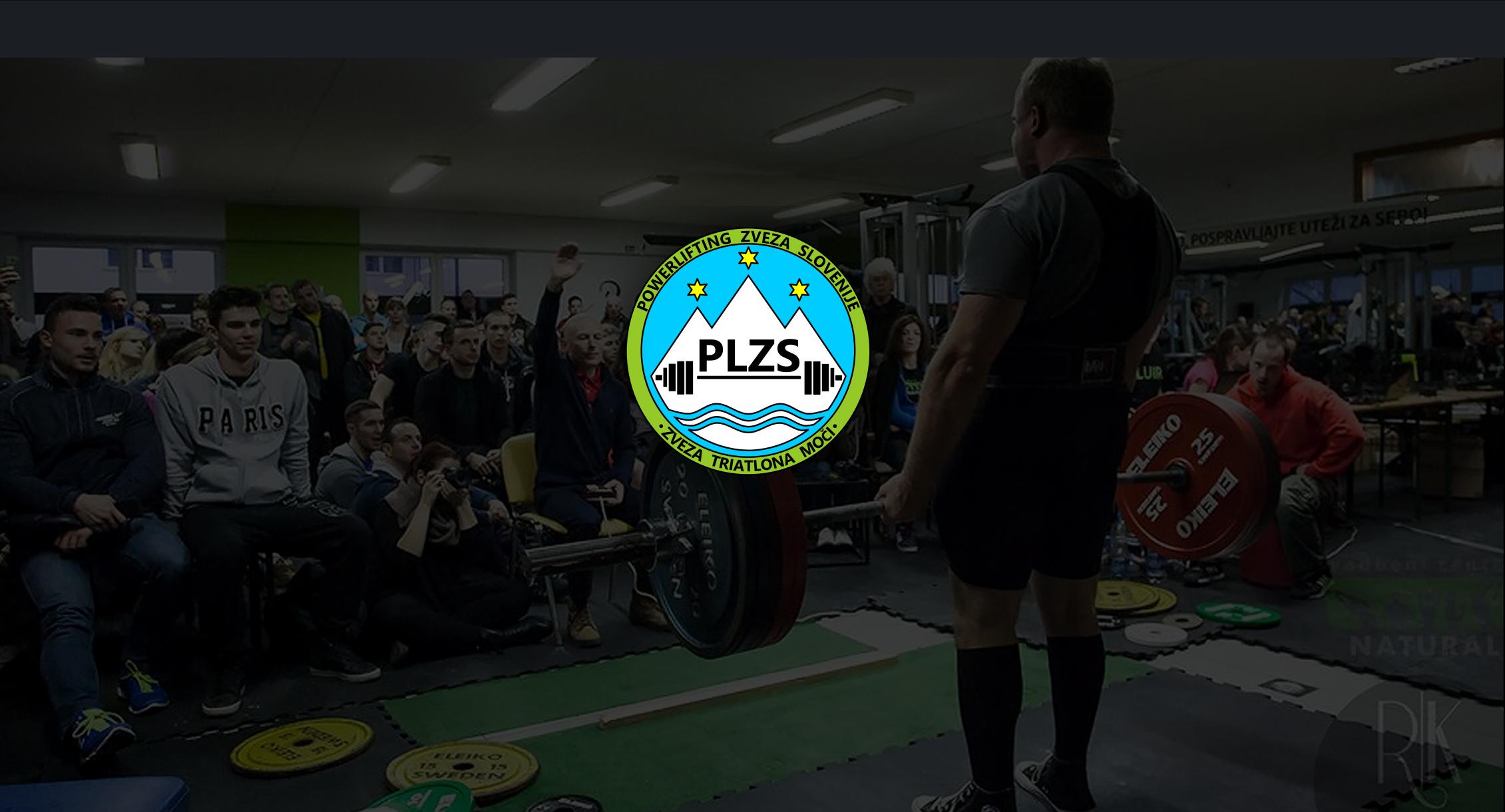 Header Image - Powerlifting zveza Slovenije - zveza triatlona moči